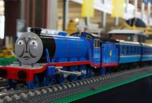 train thomas & friends
