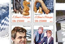 New Stamps Issues | No. 328 / SÃO TOMÉ AND PRÍNCIPE 10 09 2013 CODE: ST13411A-ST13419B