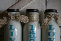 creative ideas for waste bottles