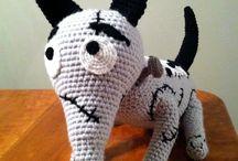 Crochet plushies