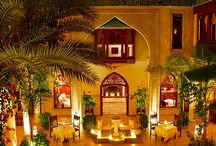 Home, Riad in morocco