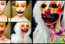 Maquillages artistique