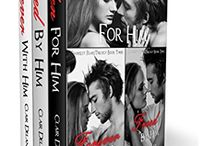 Darkest Fears Trilogy / Darkest Fears Trilogy. Fallen For Him. Freed By Him. Forever With Him. Sexy Romance. Coral & Tristan.