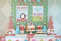 Birthdays / by Timory Moritz