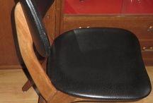 Meubelen + accessoires / Kasten, Stoelen , lampen, spiegels, kapstokken en meer vintage meubelen, of inrichting accessoires