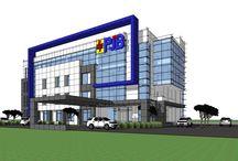 PJB Office / Programmatic : Commercial Location : Jakarta, Indonesia   gubah ruang #gubahruang  www.gubahruang.com