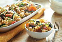 Pasta / Salads