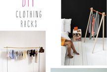Clothes rack / Diy