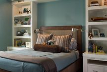 Bedrooms  / by Patty Jasper