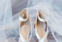 Bröllops skor