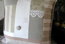 DIY with Vintage Linens