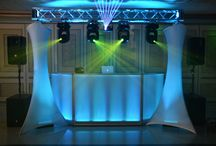 Dj booths for weddings