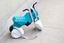 Bag for wheels