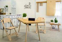 Hangable Furniture
