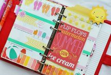 Planner Love / by Angie A