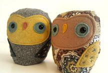 Owl Be Back / by Jesse Hernandez