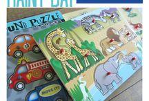 Spielideen / Ideen für schnelle, einfache, witzige oder spannende und fantasievolle Spiele für Kinder und Familien, drinnen und draußen, mit und ohne Material, für den Kindergeburtstag oder jeden Tag