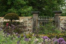 brány do záhrady