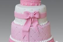 Art: Cakes / Can you tell I like art? / by Mary Osborne