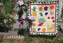 Hasenbach  Quilts made with love by Cattinka