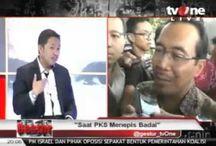 Talk Show / Talk Show Pimpinan Partai Keadilan Sejahtera (PKS) di beberapa acara dan Media TV