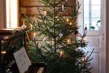 Joulupuu on rakennettu ❄❤