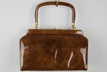 Vintage handbags / bags, purses, handbags, pouch, clutch, rucksack