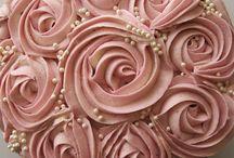 Rosette Cakes