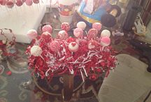 Valentines Day  / Cake pops!!