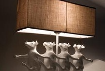 Elements of decoration / Design, decoration, furniture, lighting