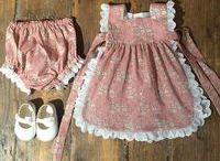 Vestidos de crianças
