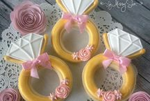 Engagement/Wedding cakes and stuff