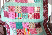 Baby Pink quilts! / Baby pink!