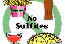 Sulphite free / Sulphite free goodies