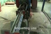 YouTube Video on Briquettes making briquetting process