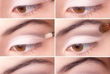 Makeup looks!!:)
