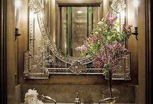 Elegant Mirrors...