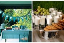 Milk & Cookie Parties / by 600 lb gorillas, Inc.