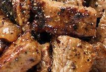 Les RÔTIS de viande poulet et autres