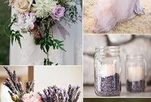 Winter Palettes / Winter Weddings, colours and styles.