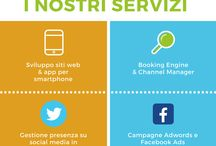I nostri servizi / I servizi offerti da Social Media Easy