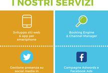 I nostri servizi / I servizi offerti da Social Media Easy / by Social Media Easy