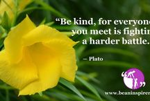 Articles on Kindness / Be An Inspirer - Spread the Inspiration Visit - www.beaninspirer.com for more Inspirational Articles.