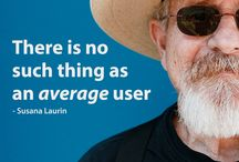 Universal Design and Aging in Place Quotes / Some of our favorite quotes on design, aging, and living!