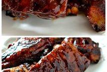 smoker recipes / by Karen Elshoff
