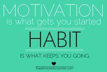 Motivation / by Natasha Greene