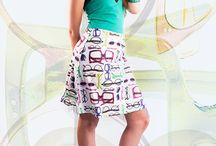 Outfits diseñadores nacionales