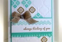 Mosaic Madness- Stampin' Up!