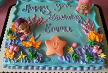 Emma's birthday / by Carrie Cullins