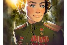 Женщины-Герои Советского Союза!